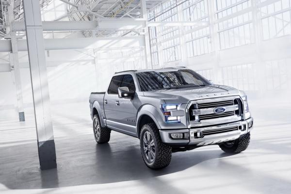 Ford Atlas Concept 2014 F-150