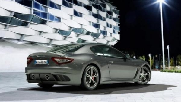 Maserati GranTurismo MC-Stradale
