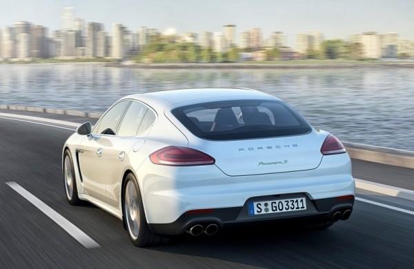 Porsche Panamera Face lift