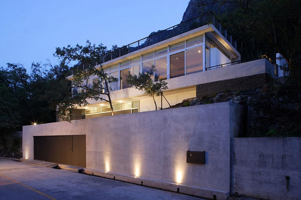 Дизайн-проект интерьера загородного дома: фото красивого особняка в Мексике