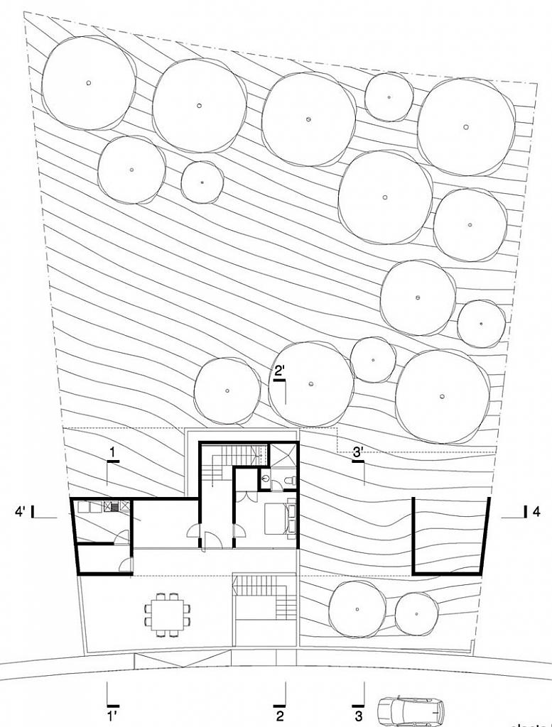 Уютная Residencia MB2 в Мексике