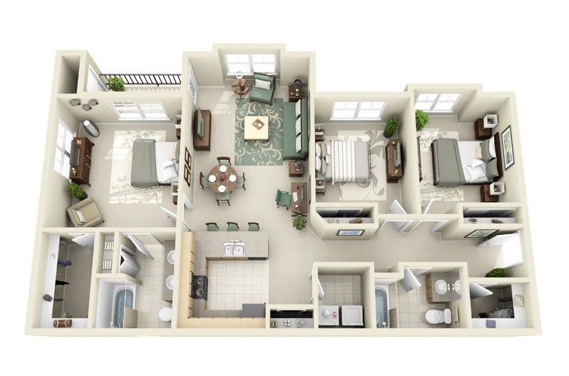 bedroom-apartment-plans-035