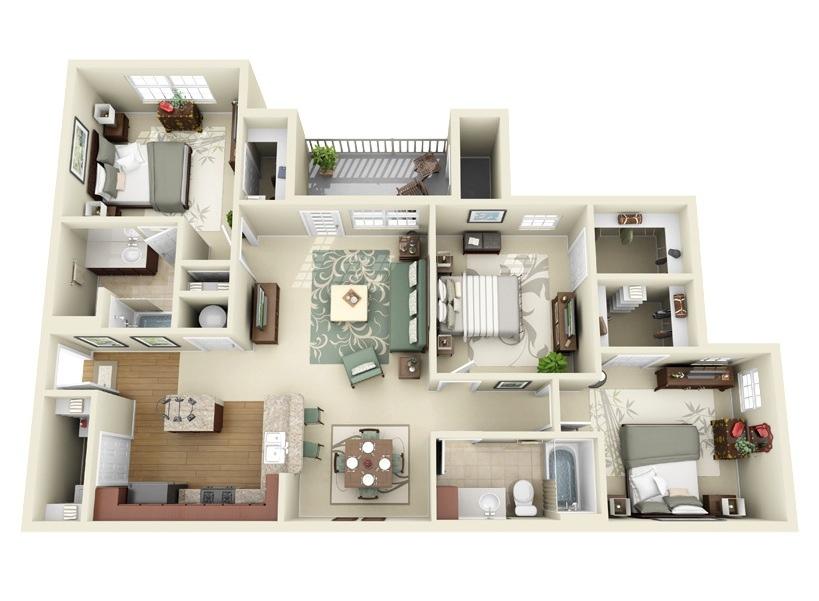 bedroom-apartment-plans-038