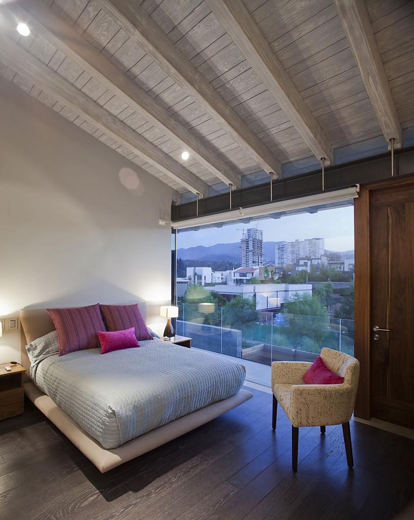 Красивые уютные дома: фото стильного особняка с пальмой в центре гостиной