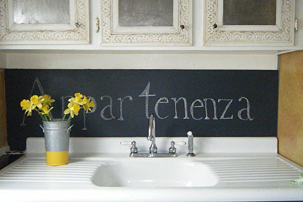 Раскрасим стены своего дома доска для