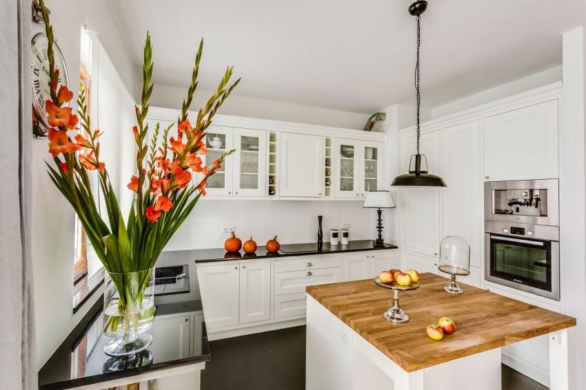 Дизайн интерьера частного дома в скандинавском стиле