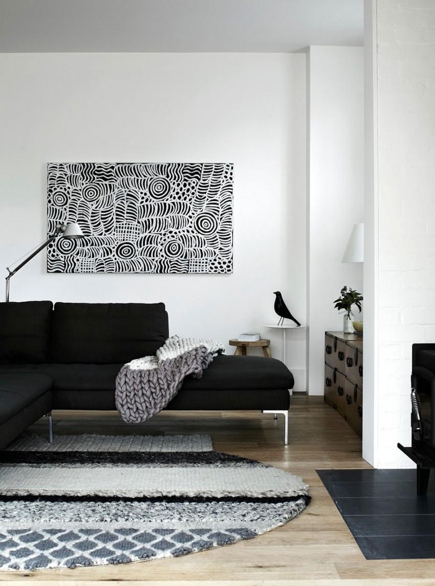 Оригинальный проект дома в стиле индустриального минимализма