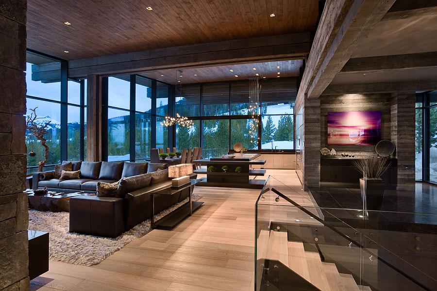 Дизайн роскошных домов на