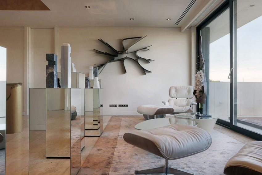 Дизайн интерьера элитных домов: гармоничная роскошь испанского LV House