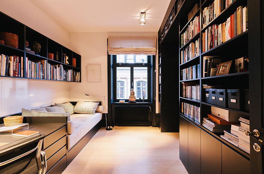 Роскошные апартаменты в norrmalm от