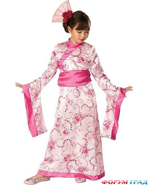Новогодние костюмы и платья своими руками