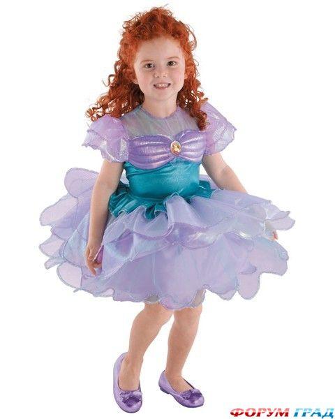 Новогодний костюм для девочки Кукла Мальвина арт 473 - Mama# x27;s Ma
