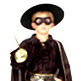 Другие изображения Детский карнавальный костюм Бандит/Зорро.