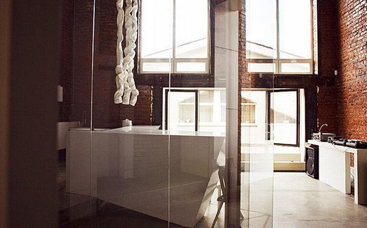 nefa research office moscow 10 Необычный дизайн офиса Nefa Research с барной мебелью