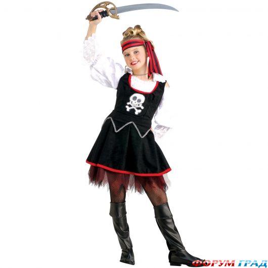 Костюм пиратов своими руками фото