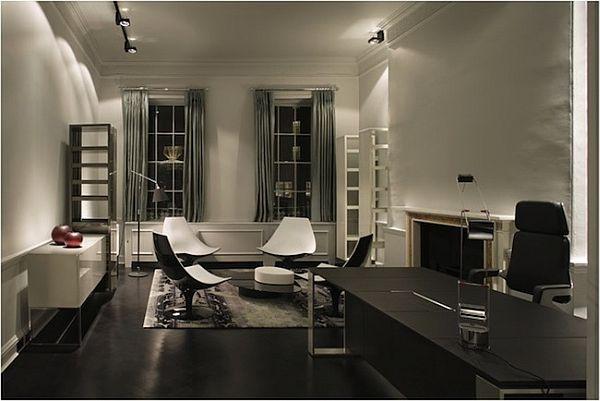 Эксклюзивный дизай интерьера офисного комплекса Манчестер-Сквер