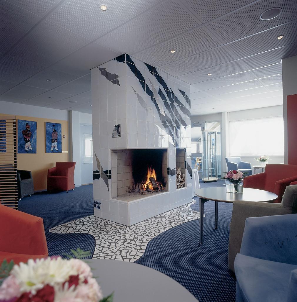 Hotel Arctic – роскошный арктический комплекс в Гренландии