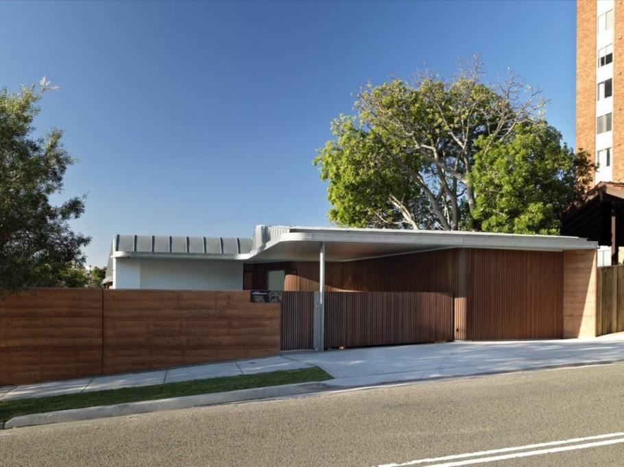 Авторские современные дома: элегантный особняк Elamang Avenue в Австралии