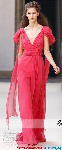 длинные платья 2012 лето выкройки.
