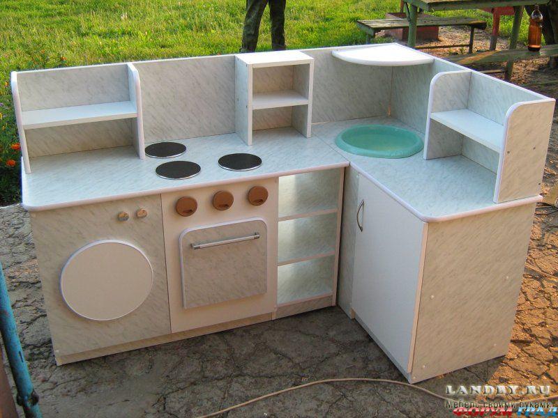 Детская кухня для детского сада своими руками 83