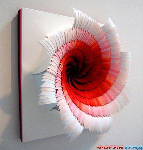 Как сделать из бумаги красивое что то