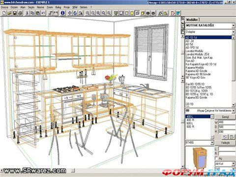 Как Проектировать В Kitchendraw 4.5