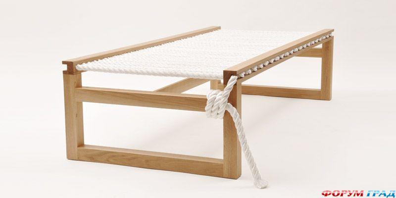 Стол и стулья из дерева своими руками