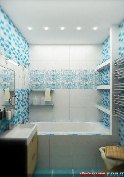 Отделка стен в ванной панелями фото дизайн