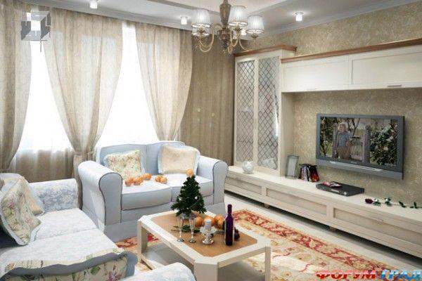 Дизайн квартир прованс фото