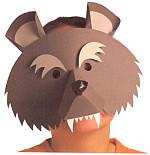 Костюм волка сшить своими маски дети