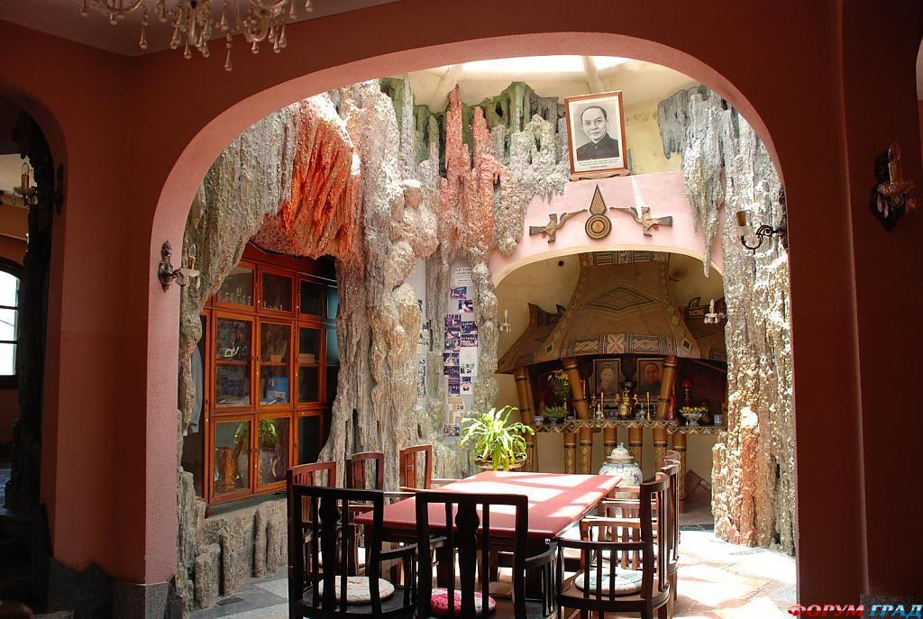 В отеле Ханг Нга Пансион