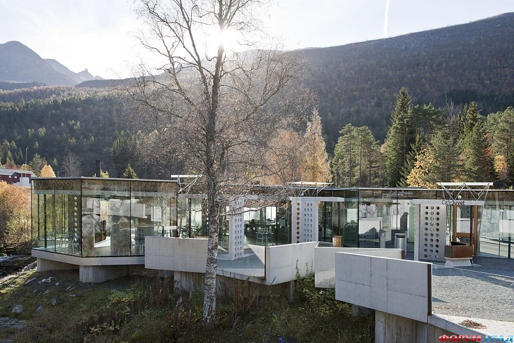 Отель Juvet Landscape