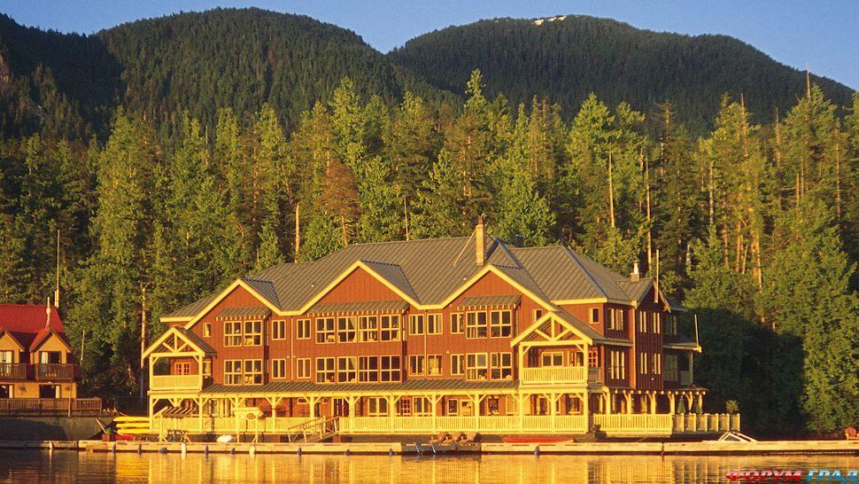 Отель King Pacific