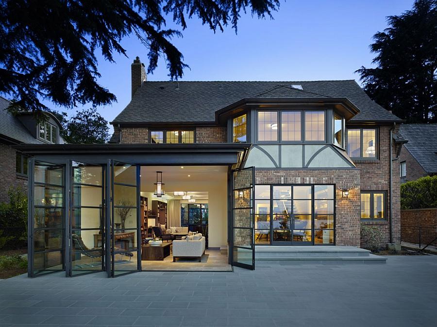 Modern celebrity houses