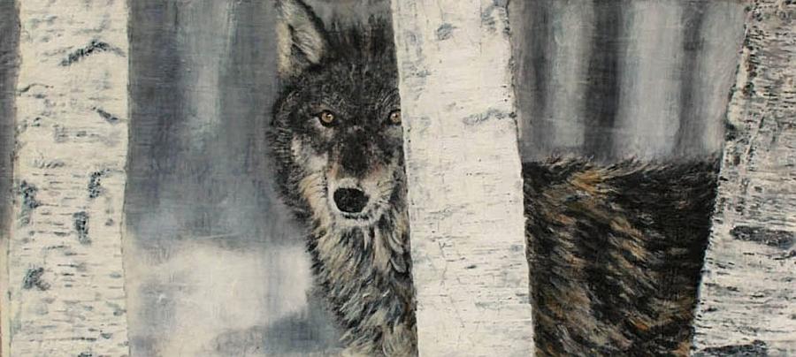 Произведения Theresa Stirling. Волк