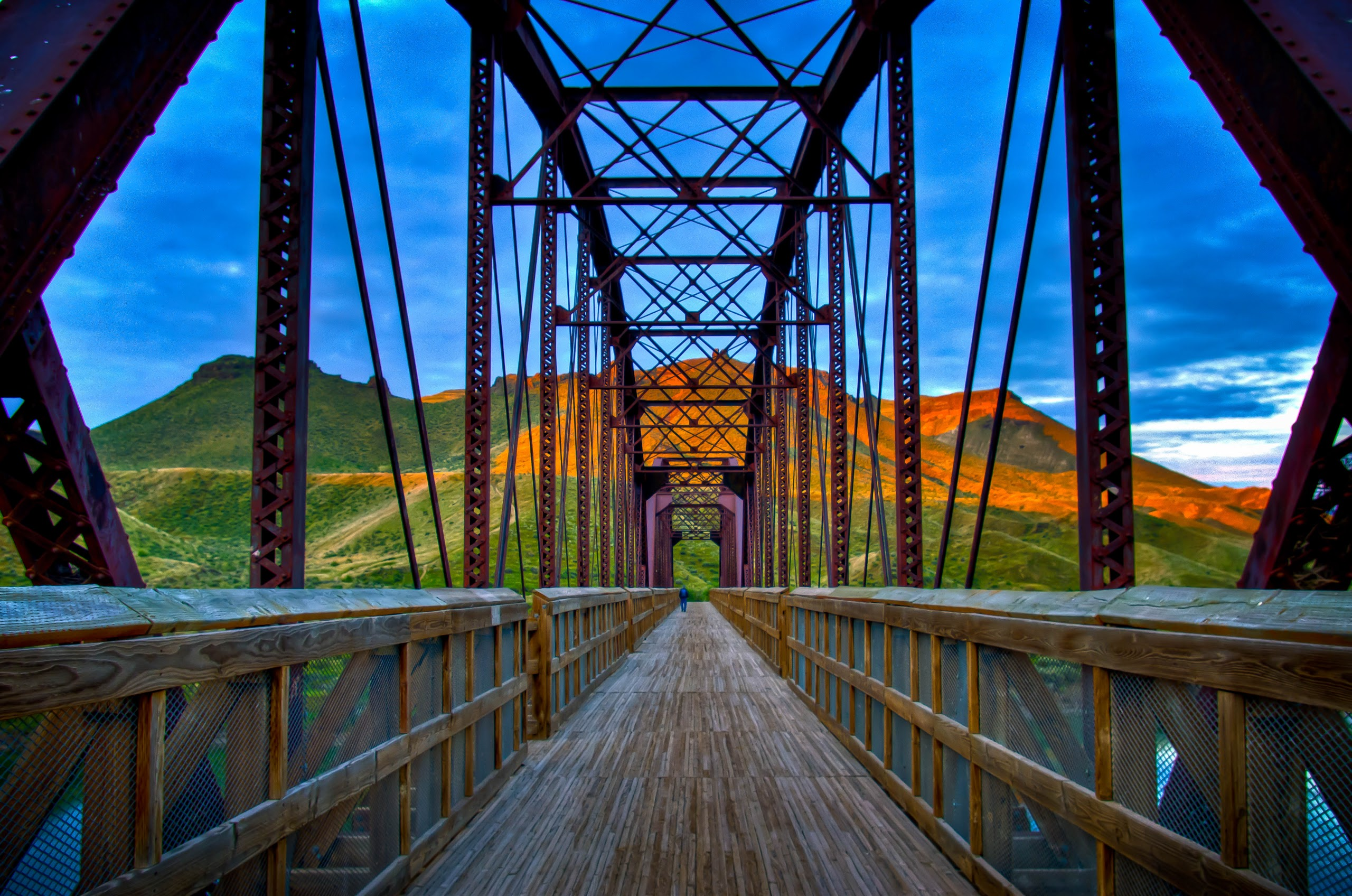первая мосты в мире картинки каждом номере этого