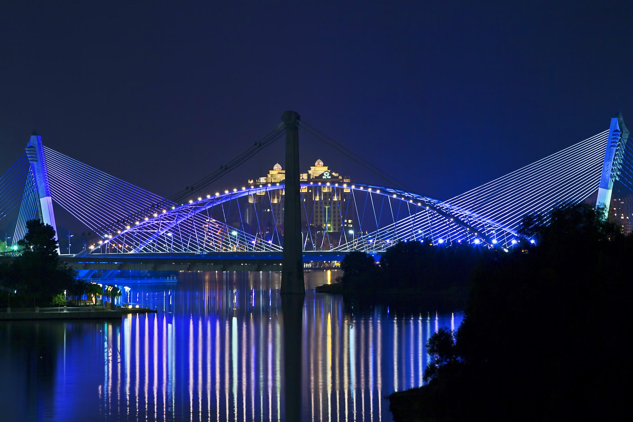 Картинки самые красивые мосты