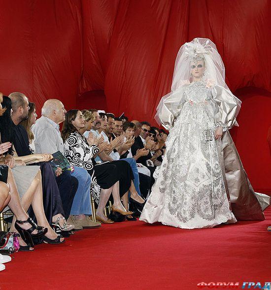Christian Lacroix Свадебные Платья Фото