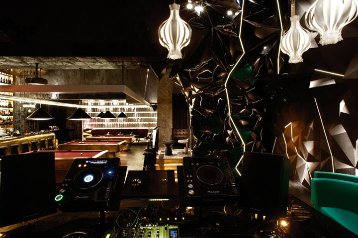 Дизайн интерьера от Тома Диксона Tazmania Ballroom