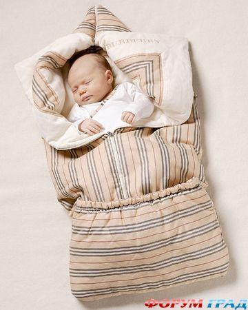Одежда для новорожденных детей может