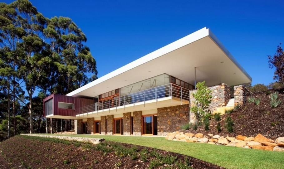 Реконструкция старого дома в Аризоне от Ibarra Rosano Design Architects