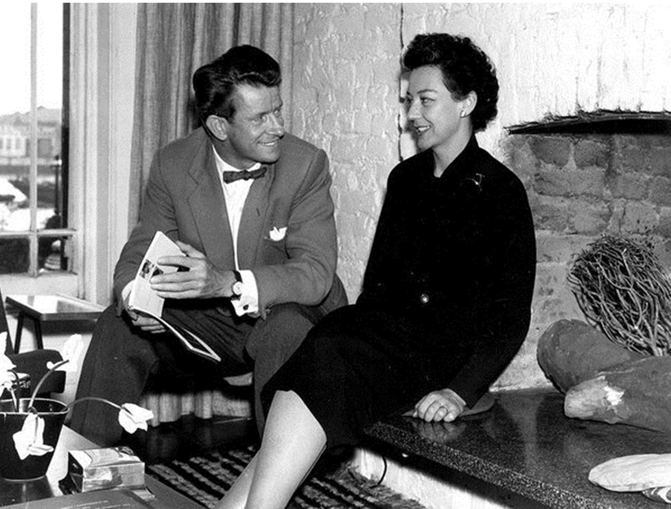 Робин Дей и Люсьен Дей – легенды британского дизайна