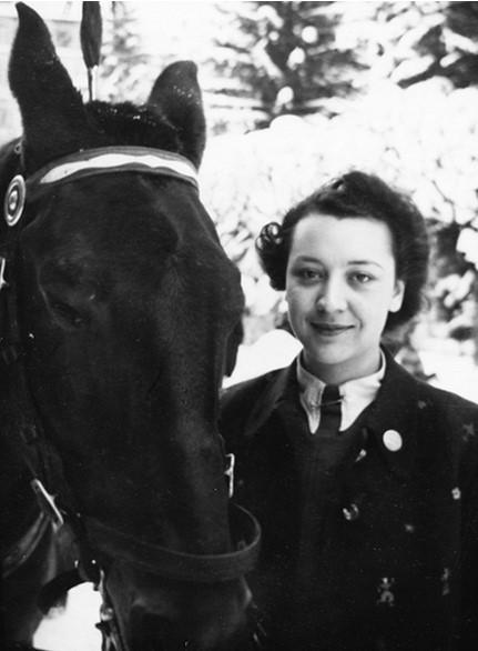 Дезире Люсьен Конради (Дей), британский дизайнер тканей, 30-е годы