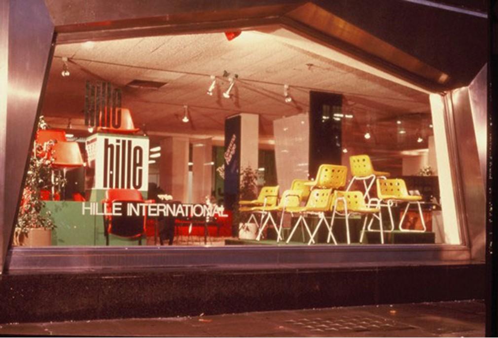 Робин Дей. Мебель для Hille & Co