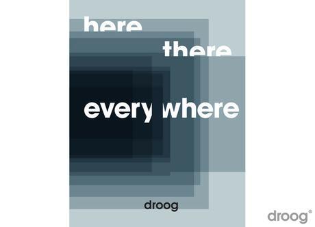Ренни Ремакерс. Книга о Droog design «Здесь, там, где угодно»