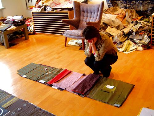 Хелла Йонгериус. Ткань Repeat Fabric
