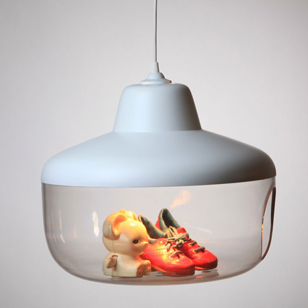 Чен Карлссон. Детская лампа Your favorite things