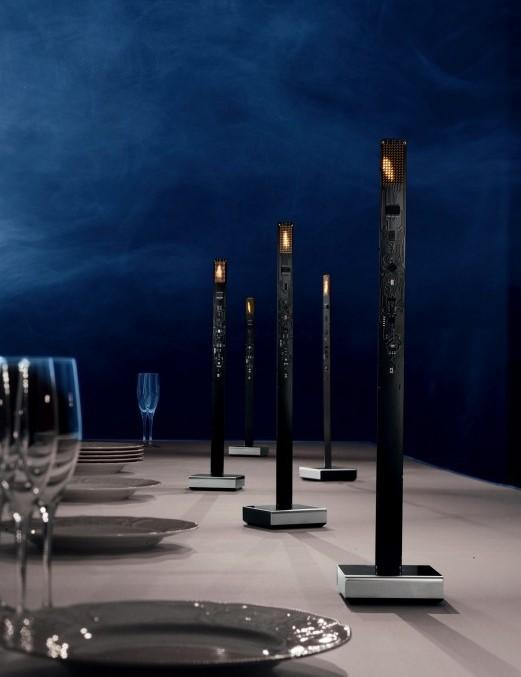 Инго Мауэр. Декоративная лампа My New Flame