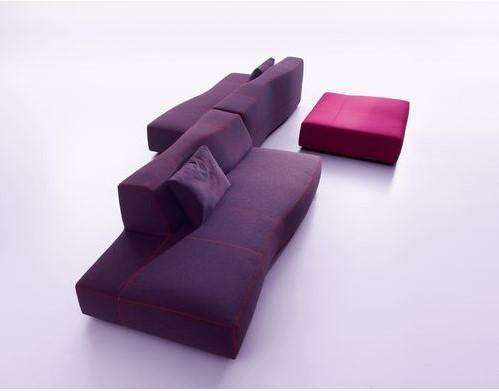 Патрисия Уркиола. Модульные сидения