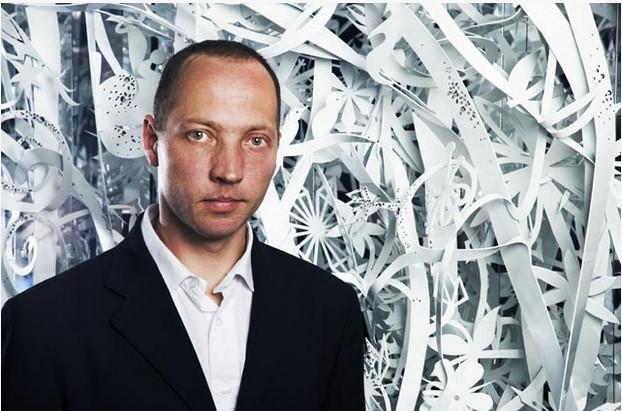 Торд Бонтье – современный голландский дизайнер